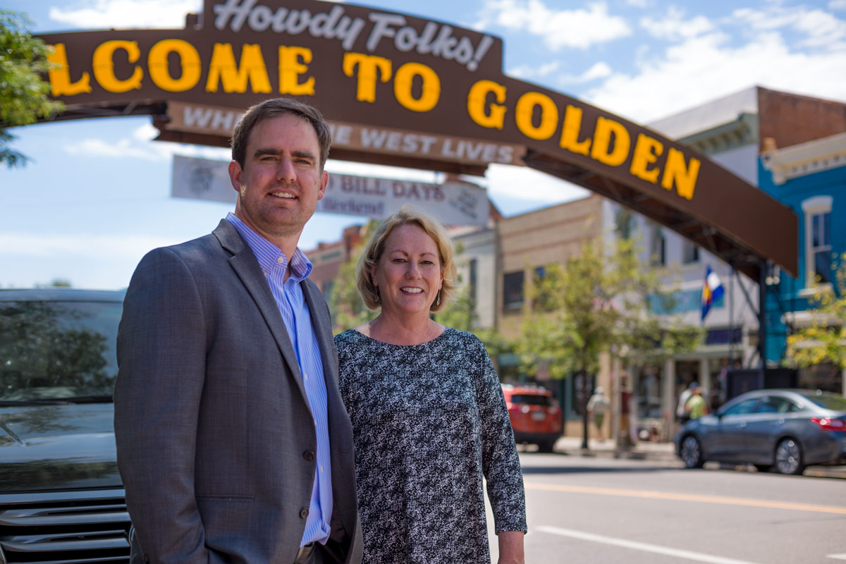 Golden Group Real Estate Advisors | Brian Quarnstrom & Debbie Johnson