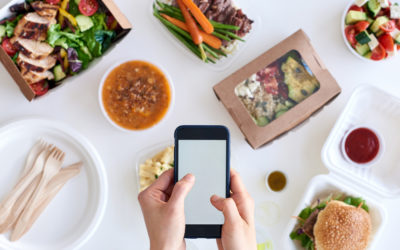Hungry?  The Best Food Delivery Apps in Golden