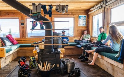 Colorado Huts: A Thrillseekers Guide to Booking the Most Elusive Accommodation in our State