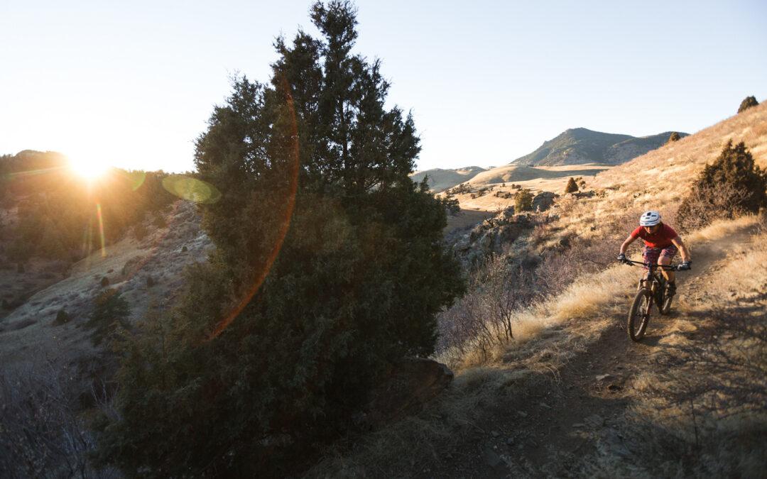 Get the Dirt on Mountain Biking in Golden