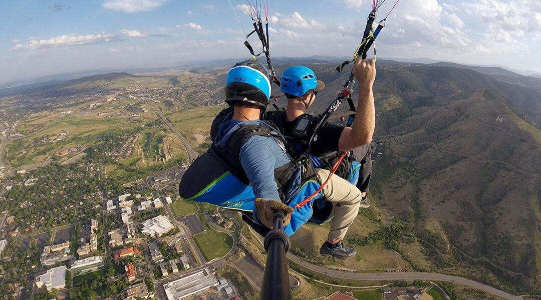 Business profile: Paraglide Tandem